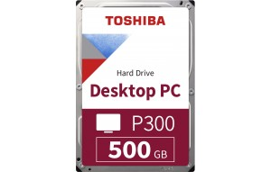Жесткий диск Toshiba P300 Desktop PC HDWD105UZSVA SATA3 500Gb 7200 64Mb 3.5""