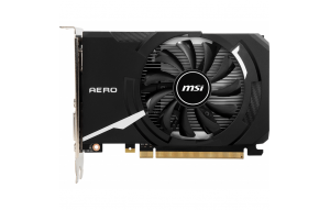 Видеокарта  MSI GeForce GT 1030 AERO ITX 2GD4 OCV1